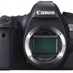 Canon 6D SLR body