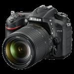 Nikon D7200 product photo