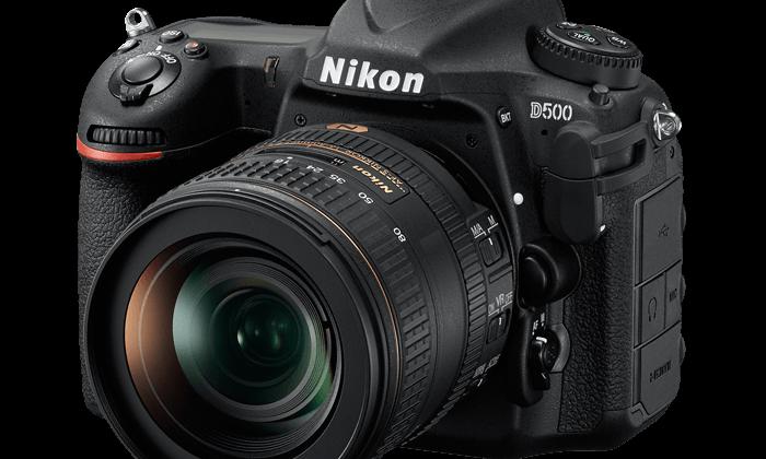 Nikon D500 SLR