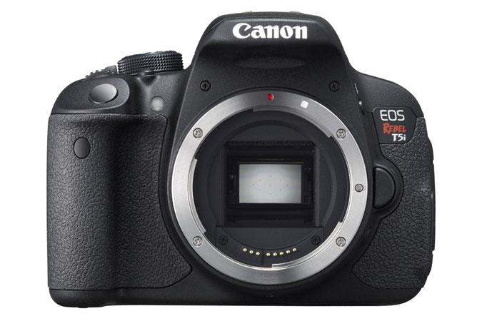 Canon T5 body