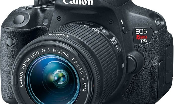 Canon Rebel T3i DSLR