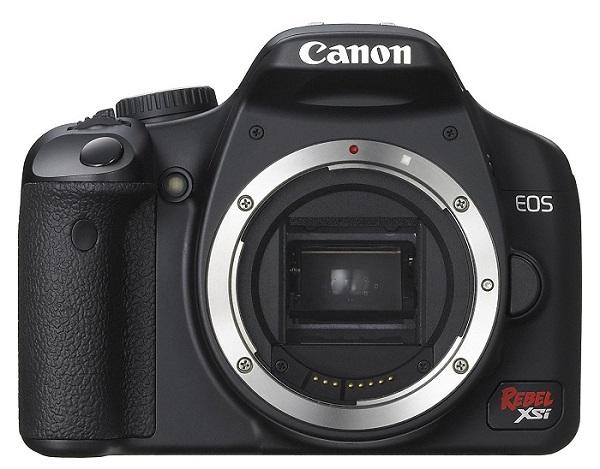 Canon Digital Rebel XSi 12.2 MP