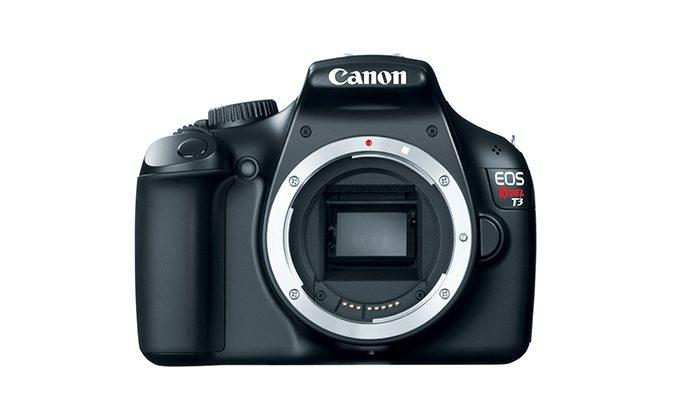 Canon T3 body
