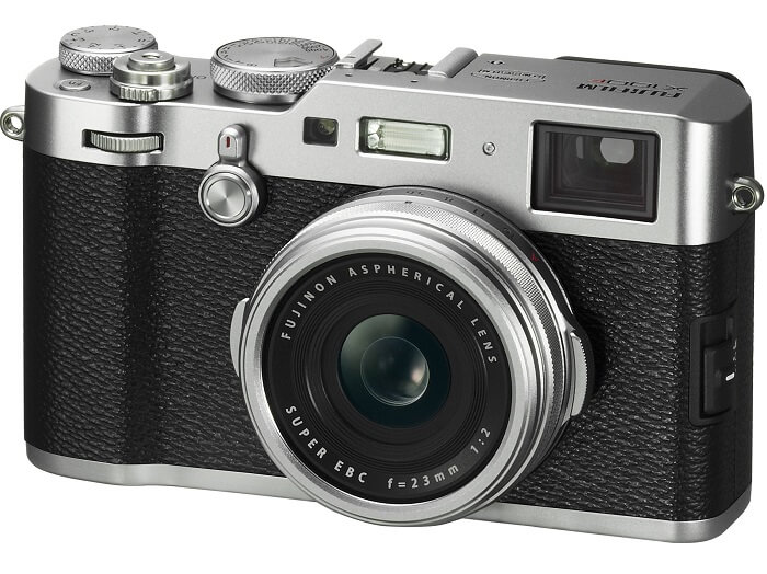 Fujifilm X100F product photo