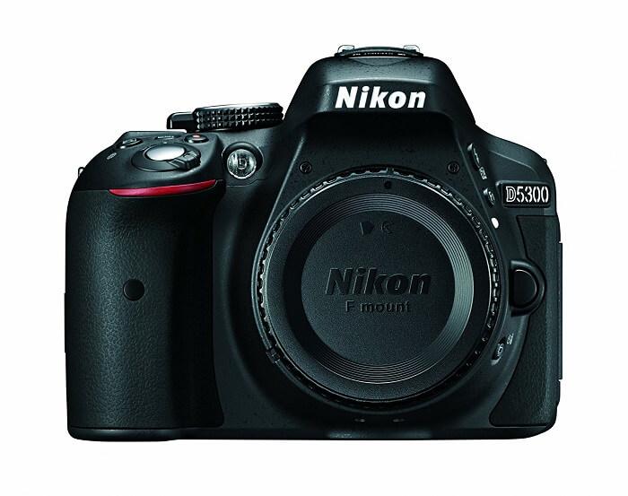 Nikon D5300 24.2 MP camera