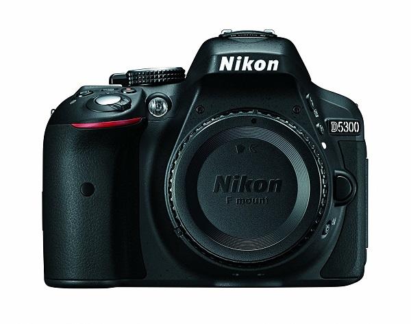 Nikon D5300 camera body only