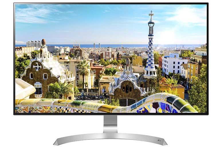 LG 32UD99-W 32 Inch 4K UHD IPS Monitor