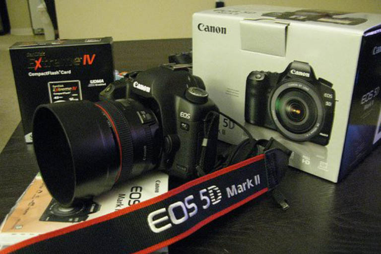 Canon 5d - Pricing