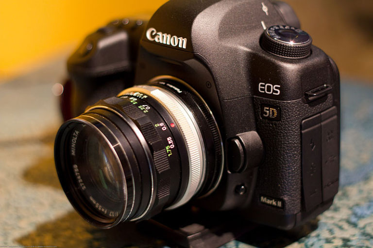 What Is The Canon 5D And How Does It Work