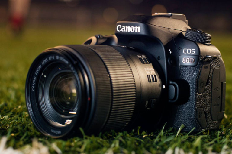 Canon 80d - Wireless Capacity