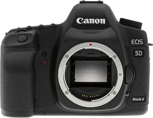 Canon EOS 5D Mark II Full Frame DSLR Camera